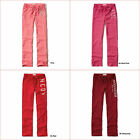 HOLLISTER by Abercrombie WOMEN'S NEW SKINNY and BANDED SWEATPANTS SIZE XS,S,M,L