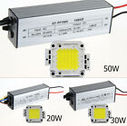 Sale 20W/30W/50W High Power LED Chip Lamp & Waterproof LED Power Driver Supply