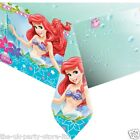 Disney LITTLE MERMAID Party TABLECOVER Birthday Girls Party Supplies Job Lot