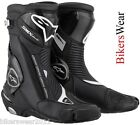 Alpinestars SMX S-MX Plus Black NEW 2013 Motorcycle Racing & Sport  Boots