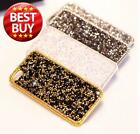 Deluxe Elegant Brilliant Bling Diamonds Case Cover For iPhone5 5S 4 4S 45BSD