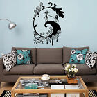The Nightmare Before Christmas Wall Art Sticker Halloween Vinyl Mural WA838