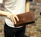 New Cover Men's Laptop Business Clutch Wrist Bag Women Handbag Briefcases Wallet