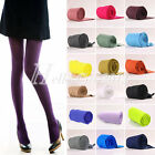 Hot Fashion Lady Ladies Sexy Candy Color Opaque Stockings Pantyhose Tights 100D