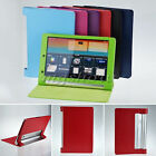 PU Leather Folio Foldab Case Cover For Lenovo Yoga Tablet B6000 8'' B8000 10''