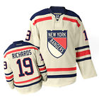 NHL New York Rangers Brad Richards Winter Classic Ice Hockey Shirt Jersey