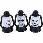 LED Halloween Lantern Trick Or Treat Scary Gift Horror Fades Between Colours