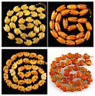 J58418 Carved Gemstone Sinkiang jade frog pendant beads loose beads more size