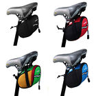 Outdoor Cycling Mountain Bike Bicycle Saddle Bag Back Seat Bag Tail Pouch Bag