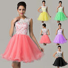 Homecoming Prom Bridal Ball Gown Cocktail Short Party Evening Christmas Dresses