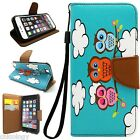 Flip Stand Leather Wallet Card Hard Case Cover For Apple iPhone 6 4.7 inch Hot