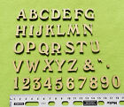 New 20mm MDF Craft Letters Wooden Alphabet Letters - Set of wood letters shapes