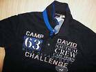 Neue Kollektion 2014 Camp David Poloshirt