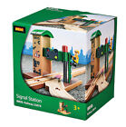 BRIO Railway Destinations Full Range of Wooden Train Stations &amp; Tunnels 3yrs+ <br/> Brand New Genuine BRIO Train Stations Full Range