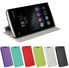 Super Slim Leather Stand Flip Case Cover Protector Skin Pouch For OnePlus One