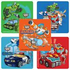 Transformers Rescue Bots Stickers x 5 - Party Supplies/Favours/Loot Bags - Cars
