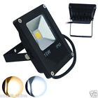 10W LED Floodlight Security Light Outdoor Garden Wall Wash Lamp Warm Day IP65