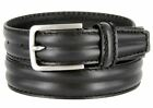 New With Tags S067 Made in Italy Men's Italian Dress Belt 30mm Black Brown Tan