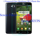 Glossy Matte Tempered Glass Membrane Screen Protector Film F LG L50 Sporty D213N