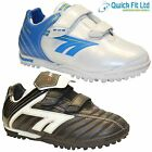 BOYS VELCRO HI-TEC FOOTBALL ASTRO TURF GIRLS TRAINERS BOOTS SCHOOL SHOES  SIZES