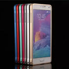 Hippocampal Buckle Ultra-Thin Metal Bumper Case Cover for Samsung Galaxy Note4