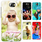Personalised Custom Photo Hard Case Phone Cover for Huawei Models
