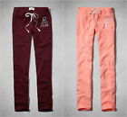 ABERCROMBIE & FITCH WOMEN NEW SKINNY SWEATPANTS SIZES XS , S , M , L ,