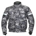 Spada Urban Camouflage Men's Waterproof Armoured Motorcycle Textile Biker Jacket
