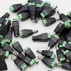Wholesale 5-100PCS 2.1mmx5.5mm Male Female DC Power Jack Adapter Connector Plug