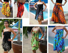 4 IN 1 TIE DYE HITCH SKIRT/DRESS -GYPSY- BOHO- GOA - VARIOUS COLOURS
