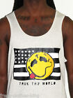 Trukfit Tank Top Shirt New Mens Fear God Oatmeal Gray Skate Tee Choose Size