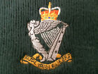 British Army Embroidered Royal Irish Rangers Polo Shirt Regimental Insignia