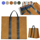CELEBRITY STYLE POSIT TOTE SHOULDER CROSS BAG PURSE GENUINE SUEDE COW LEATHER