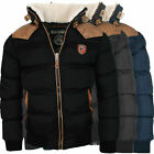 Geographical Norway warme Designer Herren Winter Stepp Jacke Winterjacke NEU günstig