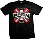 Carpe Bacon Pun Parody Funny Humor Joke Meat Candy Paleo Breakfast Mens T-shirt
