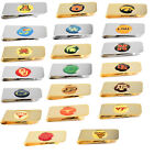 money clip executive pinch NCAA PICK YOUR TEAM