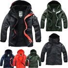 Winter Mens Womens FullZip Fleece Snowboard Ski Jacket Jumper Hoodie Hooded TopG