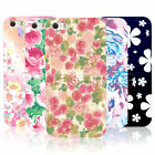 Fashion simple Design Flowers Hard Skin Case Cover Shell For IPhone 4 4S 5 5S
