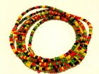 African Waist Beads - Slim Figure Shaping LIMITED EDITION 2mm Seed Beads