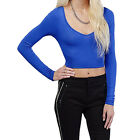 Fashion Sexy Backless Bottoming Shirt Slim Women V Neck Long Sleeve T-Shirt Top