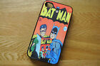 Marvel DC Comics Cover IPhone 4/4s 5/5s 5c 6 Case Spiderman, Batman, Superman