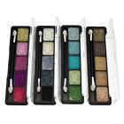 Saffron Gel Glitter Eye Shadow Palette, Various Palettes to Choose from.