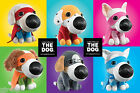Artlist THE DOG 25 cm Soft Plush Toy 6 Super Heroes The Dog & Friends Collection