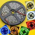 5M 5050 no-waterproof SMD 300 LED stirp free cut home /car Ambient Light 60LED/M