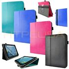 Kozmicc LG G Pad 7.0 Inch Tablet Adjustable Folio Flip Stand Case Cover