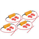 Motorcycle Turn Signals LED Indicator Load Resistor Relay Flasher Blinker Rate