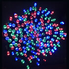100-500 LED Solar Powered Garden Party Xmas String Fairy Lights Indoor Outdoor