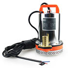 Submersible Water Well Pump Farm & Ranch Solar Powered 23FT Lift DC 12/24/48V