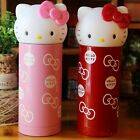 Cute Cat Head Vacuum Stainless Steel Mug Coffee Tea Thermos Bottle Travel Cup