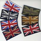 Union Jack UK Flag Badge Patch 8cm x 4.5cm